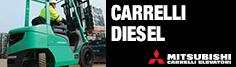 carrelli elevatori diesel bologna mitsubishi HOME