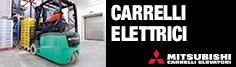 carrelli elevatori elettrici bologna mitsubishi HOME