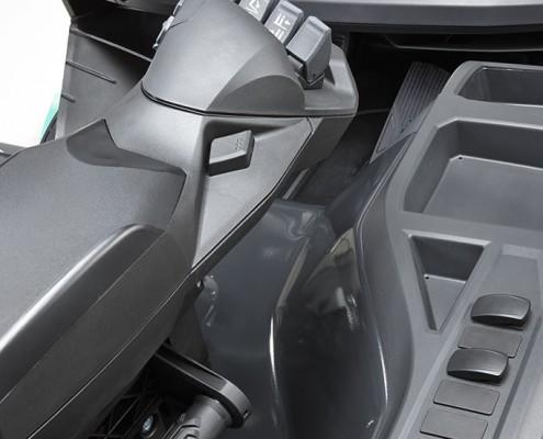 MITSUBISHI Carrelli Elevatori Elettrici 4 ruote EDiA EX Serie FBN 6