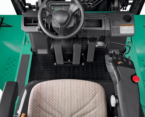 Mitsubishi carrelli Elevatori Diesel TREXIA EX 5