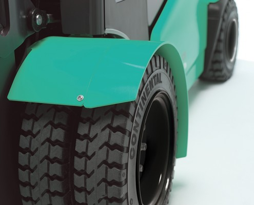MITSUBISHI Carrelli Elevatori Elettrici 4 ruote Serie FB40-50 4