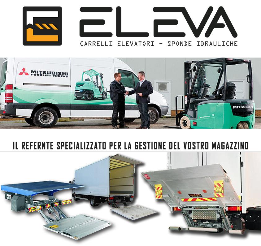 Eleva vendita noleggio carrelli elevatori Bologna 2